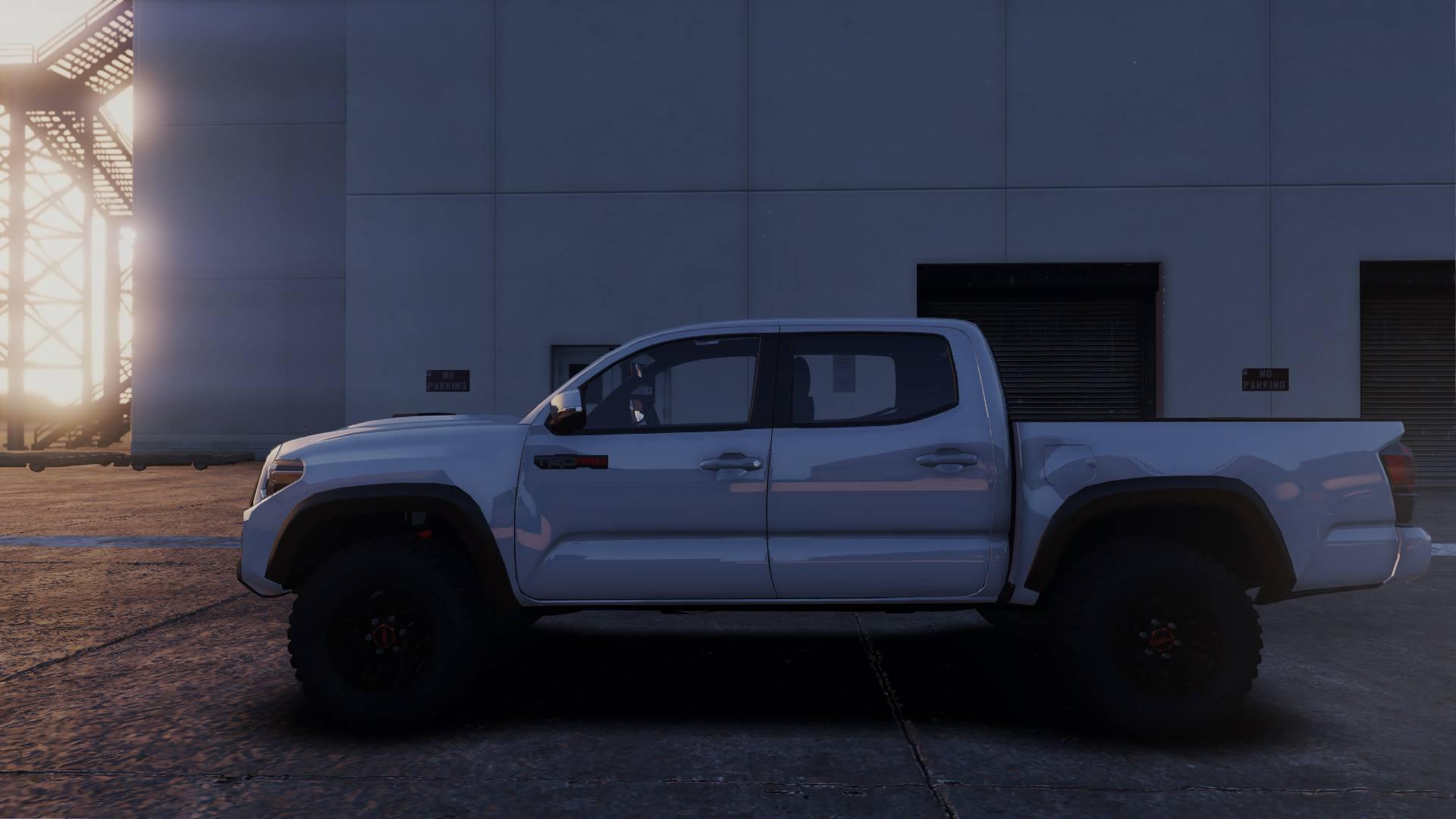 Tacoma Off Road >> [VEHICLE] Toyota Tacoma TRD PRO 2016-2017 | GTA5-Mods.com Forums