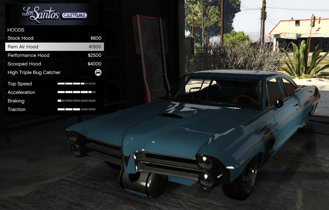 Vehicle W I P 1965 66 Pontiac Full Size Package Mod 2 0 Gta5