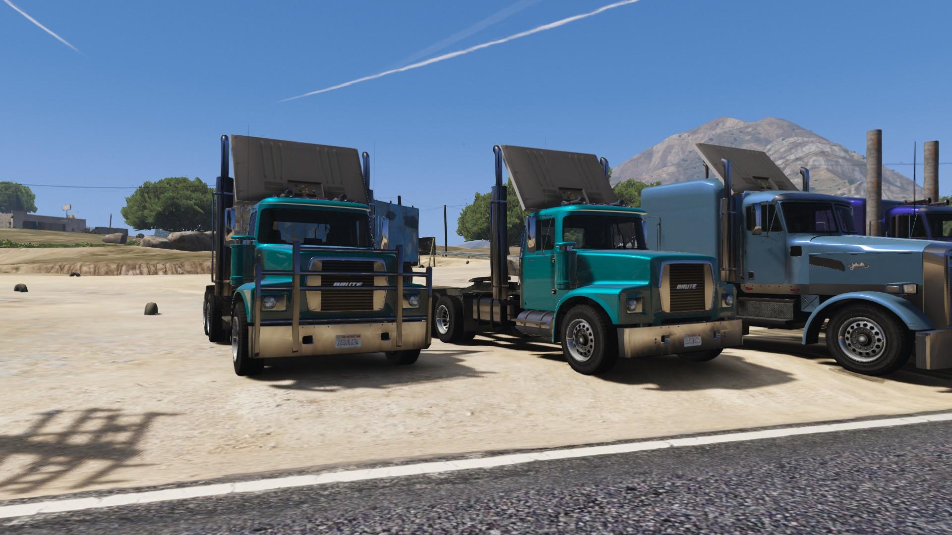 Gta 5 Trucks And Trailers | www.pixshark.com - Images ...