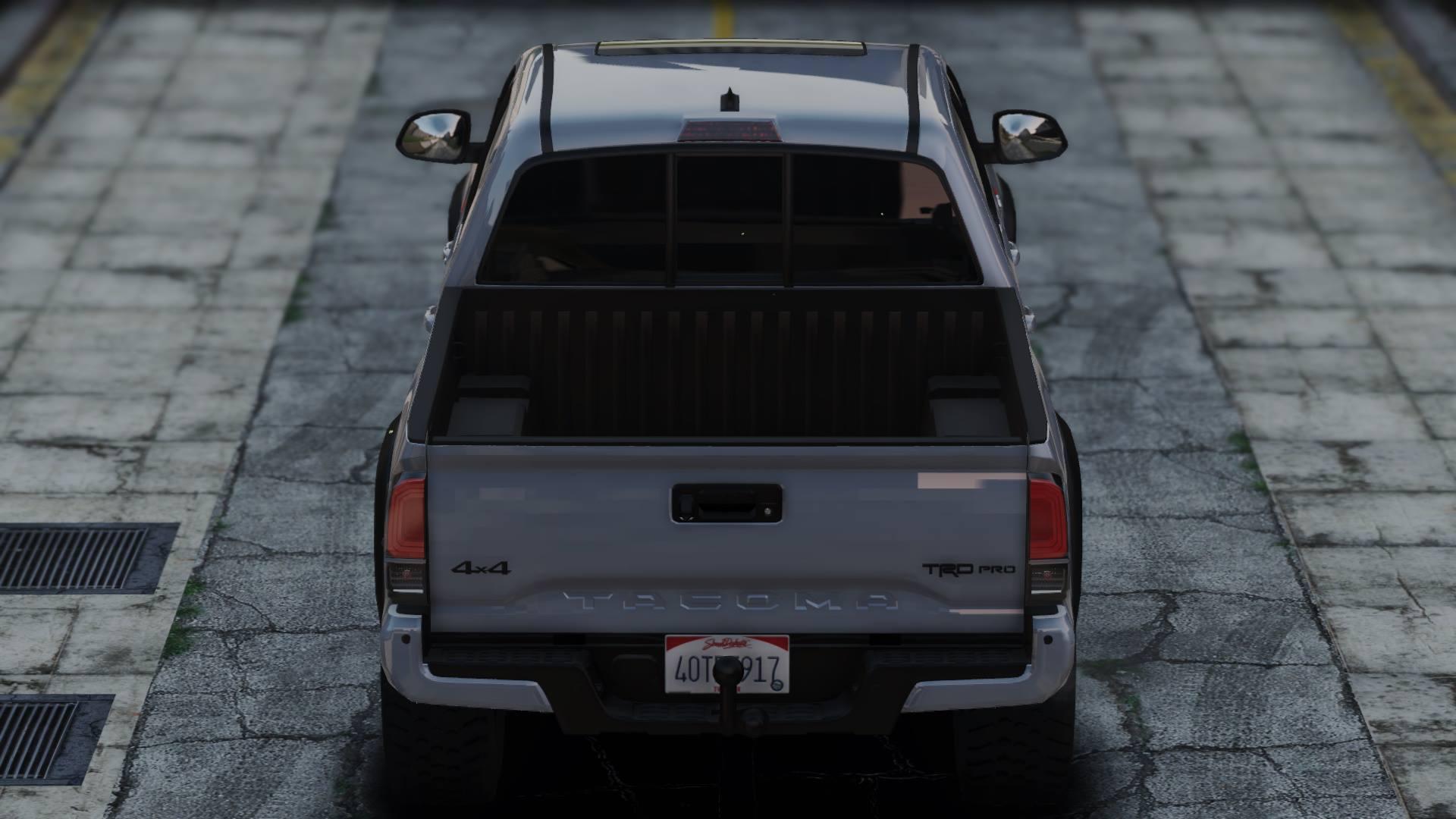 2017 Tacoma Trd Pro >> [VEHICLE] Toyota Tacoma TRD PRO 2016-2017 | GTA5-Mods.com Forums