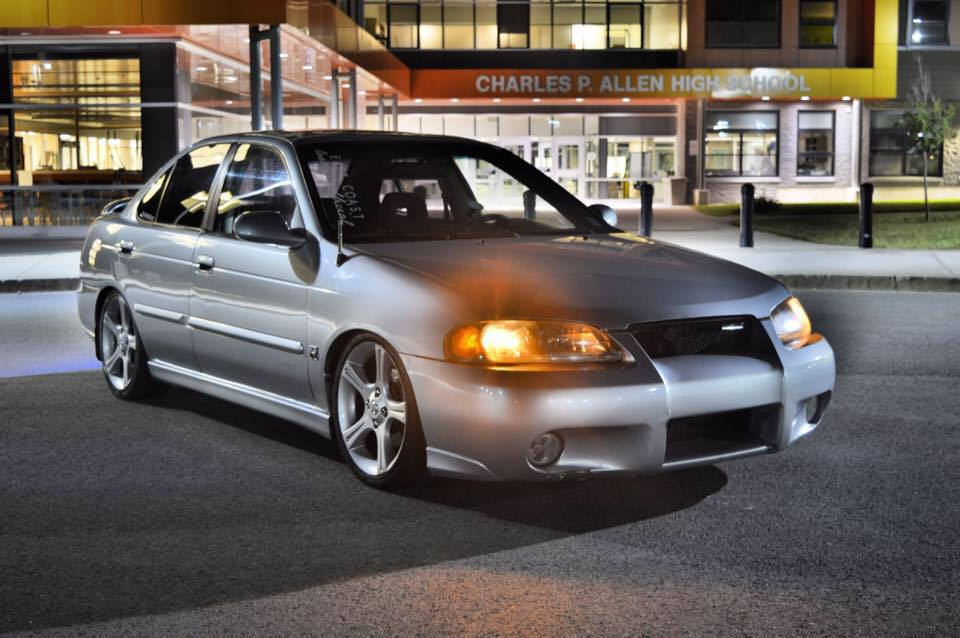 2002 nissan sentra se r spec v gta5 forums. Black Bedroom Furniture Sets. Home Design Ideas