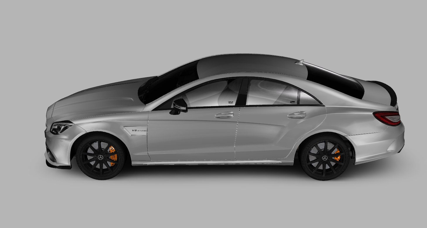Vehicle wip vip mercedes benz cls 6 3 amg 2016 for Mercedes benz vip